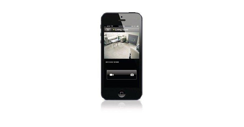 Видеоняня Philips InSight Wireless Home monitor фото 10