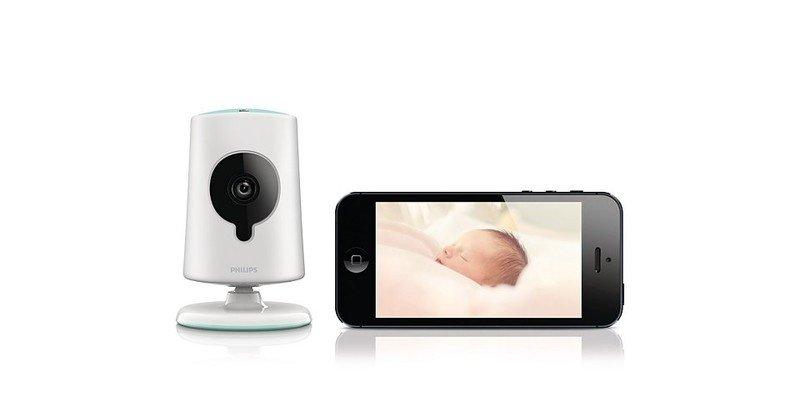 Видеоняня Philips InSight Wireless HD baby monitor фото 5