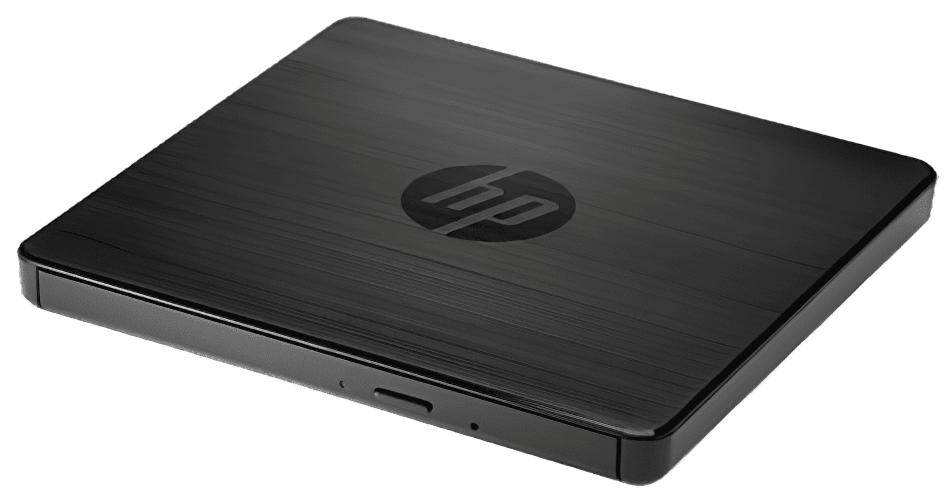 Зовнішній оптичний привід HP USB External DVDRW Drive (F2B56AA) фото