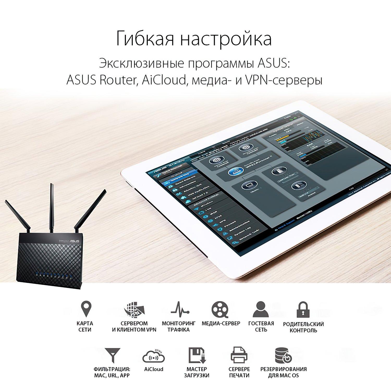 Роутер ASUS RT-AC68Uфото12