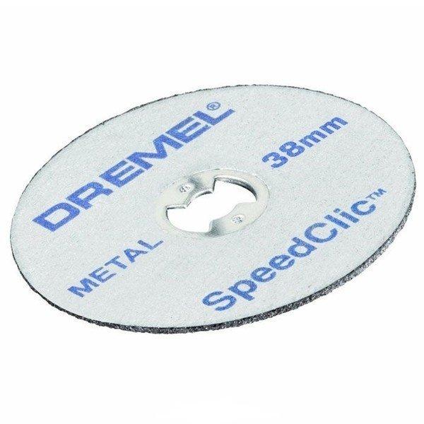 Набор отрезных кругов Dremel SC456 (5шт.) фото