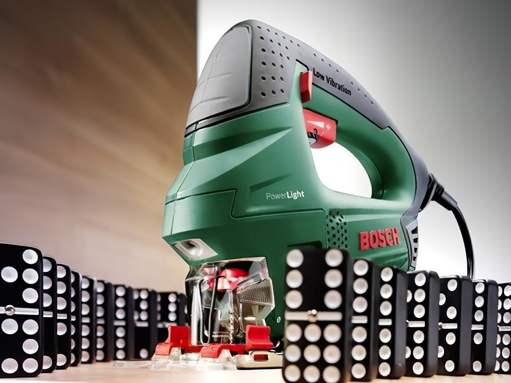 Электролобзик Bosch PST 900 PEL фото