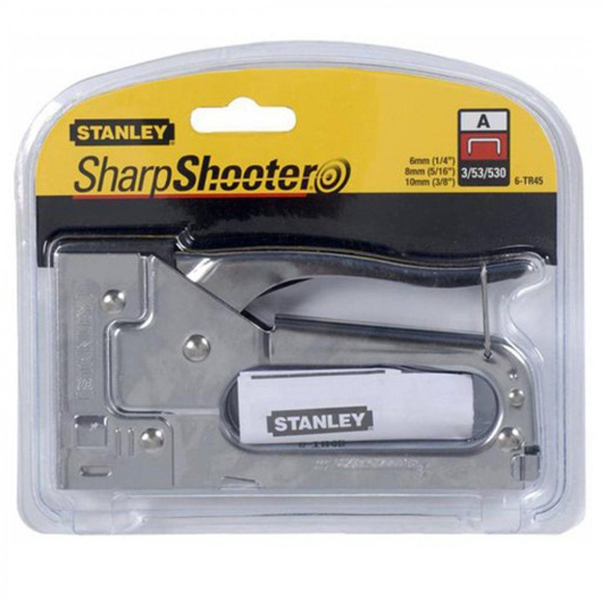 Степлер механический Stanley HOBBY фото