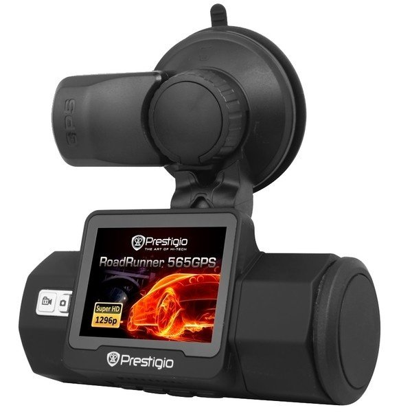 Видеорегистратор Prestigio RoadRunner PCDVRR565 SHD GPS фото 2