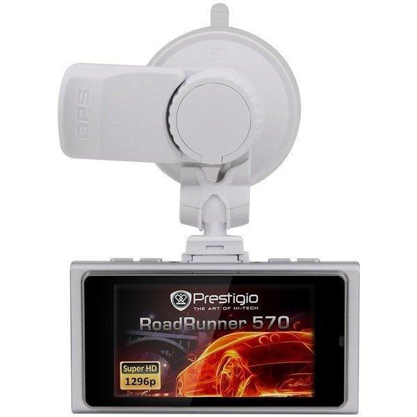 Видеорегистратор Prestigio RoadRunner PCDVRR570 SHD GPS фото 2