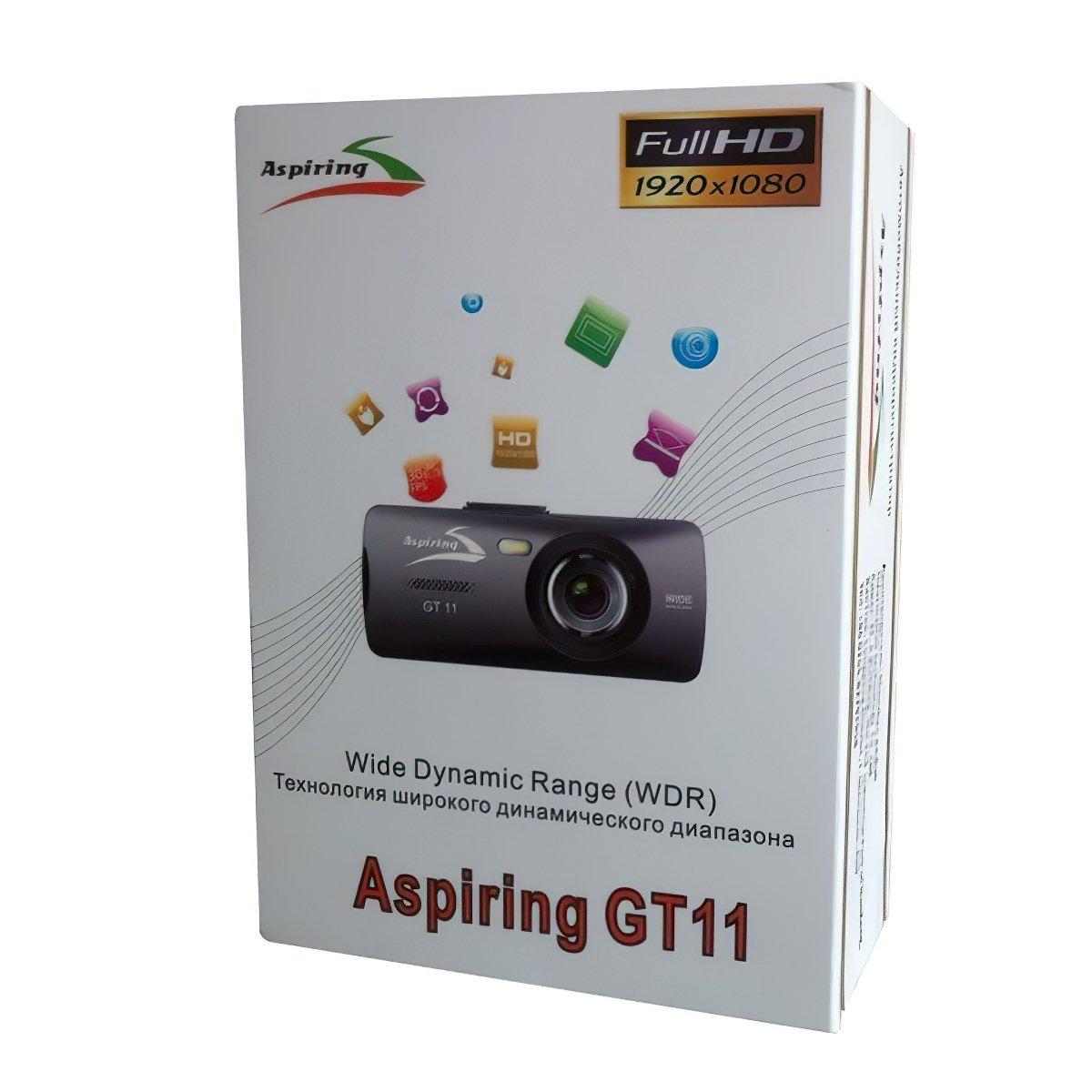 Видеорегистратор Aspiring GT11 FHD (Aspiring GT11) фото 5