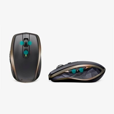 Беспроводная мобильная мышь Logitech MX Anywhere 2: безупречная работа на любой поверхности