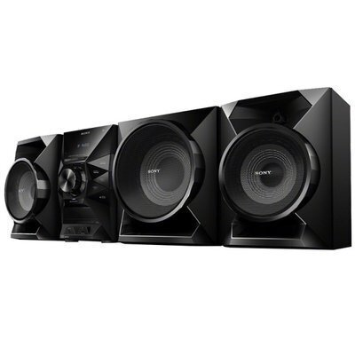 Hi-Fi система Sony MHC-ECL99BT: мощный звук без преград