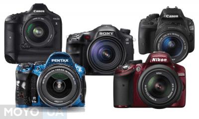 Как выбрать зеркальный фотоаппарат: 5 параметров