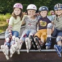Как выбрать детские ролики для удобной и безопасной езды