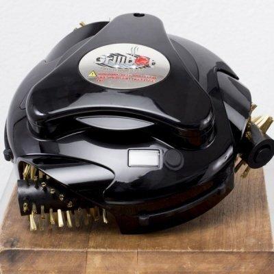 Робот-очиститель Grillbot: лучшее для вашего гриля