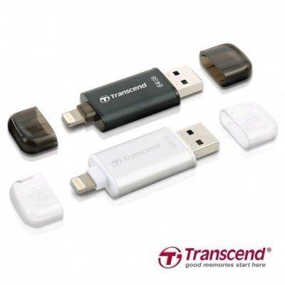 Накопичувачі Transcend JetDrive Go 300: два інтерфейсу для iPhone, iPad або iPod