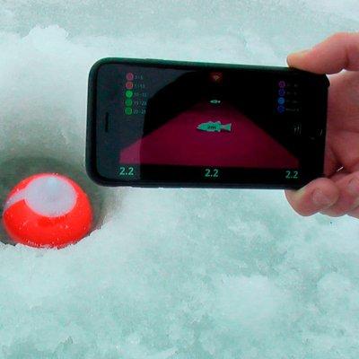 FishHunter Directional 3D: портативный эхолот