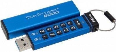 Флеш-накопичувач Kingston DataTraveler 2000: блокування даних паролем