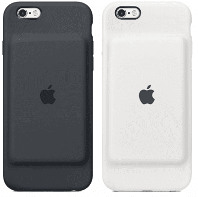 Заряду вистачить! Чохол-батарея Smart Battery Case для iPhone 6 / 6s