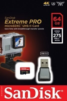 SanDisk Extreme Pro microSDXC UHS-II: найшвидші в світі
