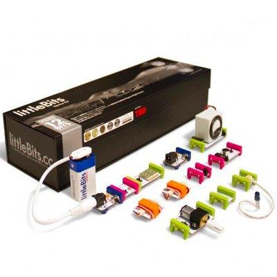 LittleBits - умный конструктор для вундеркиндов и творческих взрослых