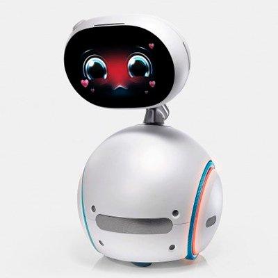 Asus Zenbo - самый милый робот-помощник