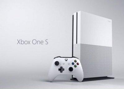 Xbox One S – игровая приставка еще круче, чем Xbox One и PS4