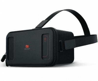 Первый VR-шлем для смартфона от Xiaomi - идеально для стиляг