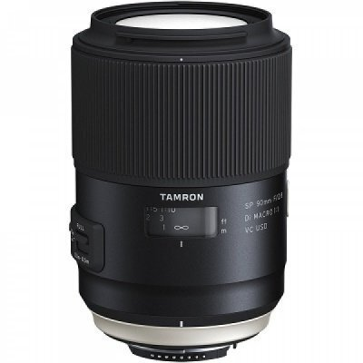 Tamron SP 90mm f/2.8 Di Macro 1:1 USD теперь подходит и для Sony!