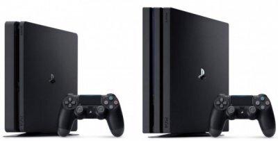 Обновленные приставки PlayStation 4 и PlayStation 4 Pro