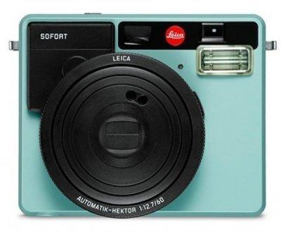Leica Sofort – новый шедевр от Leica с мгновенной печатью снимков