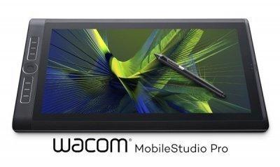 Еще больше простора для творчества с новыми компьютерами Wacom MobileStudio Pro