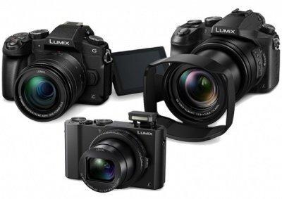 Panasonic обновил три камеры Lumix: усиленные корпуса и улучшенные видоискатели