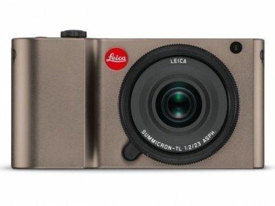 Представлена беззеркалка Leika TL - во-первых, это дорого!