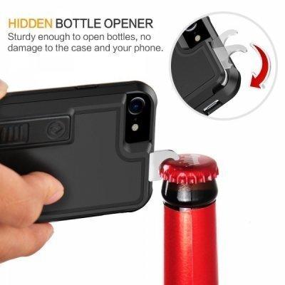 Мультифункциональный чехол для Iphone 7 с открывашкой и прикуривателем – чтоооооо?