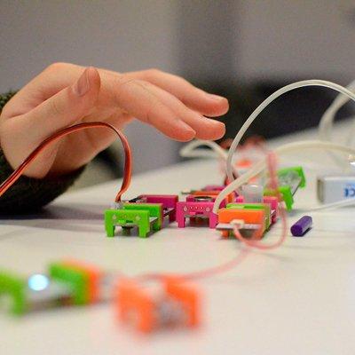 Конструкторы LittleBits - растим нового Николу Тесла или Илона Маска с детства!