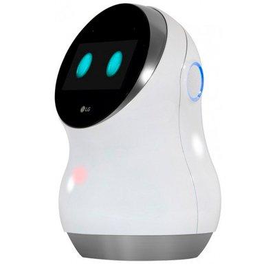 Новинки робототехники от LG
