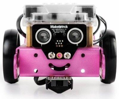 Makeblock mBot – теперь в розовом цвете