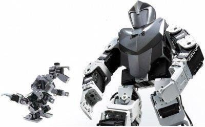 Новинки ROBOTIS - еще больше роботов для продвинутых детей