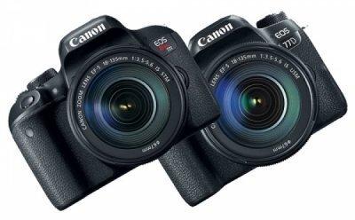 Новинки от Canon