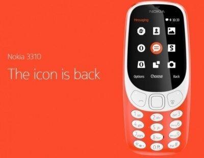 Назад в майбутнє - перезапуск Nokia 3310