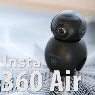 Эксклюзивно в MOYO - старт продаж камеры Insta360 Air