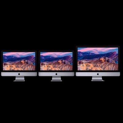 WWDC 2017: новые iMac - это просто красота