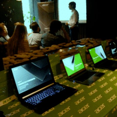 Компания Acer представила обновленные линейки ноутбуков к сезону Back to school