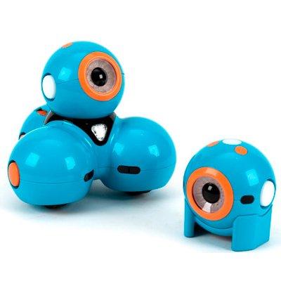 Обзор интерактивных роботов Dash & Dot - учимся программировать играя