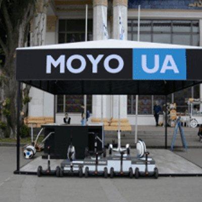 MOYO на масштабной ярмарке мейкеров Kyiv Mini Maker Faire