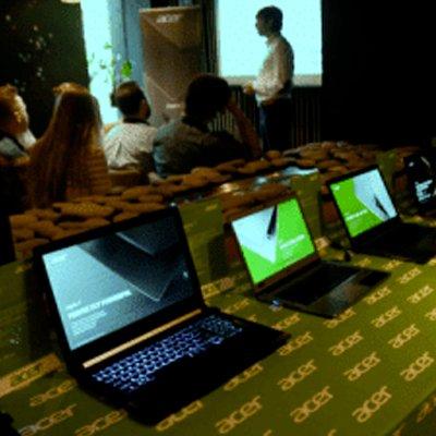 Компанія Acer представила оновлені лінійки ноутбуків до сезону Back to school