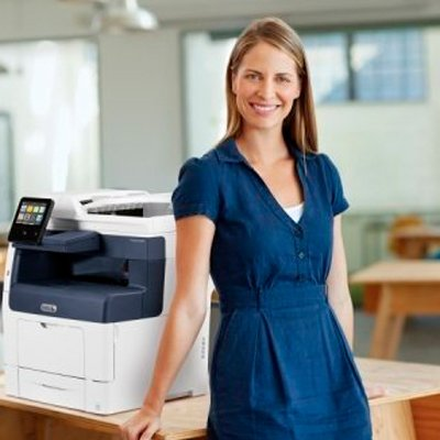 Нові пристрої від Xerox