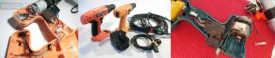 Як переробити акумуляторний шуруповерт на мережевий: 3 основні методи