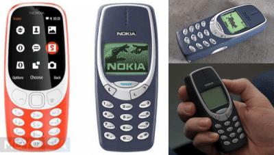 ТОП-50 легендарних телефонів минулих років: з 1996 по 2012