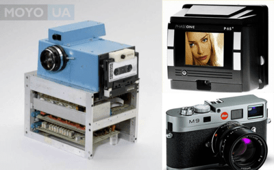 История изобретения фотоаппарата: 5 любопытных фактов