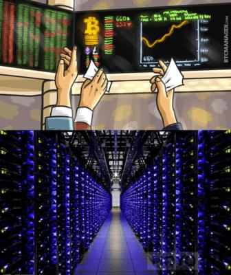Все о майнинге и криптовалютах: 4 любопытных факта об электронных деньгах