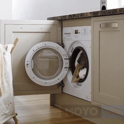 Встраиваемая стиральная машина: 5 преимуществ