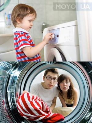 Як відкрити дверцята пральної машини? Чому блокується люк: 7 причин і їх рішення